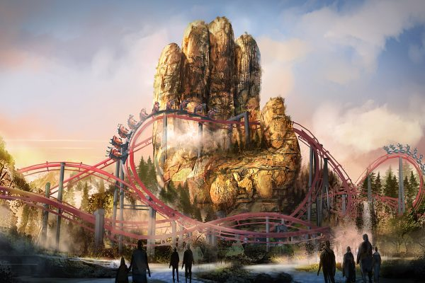 Journey to the West Theme Park portfolio image