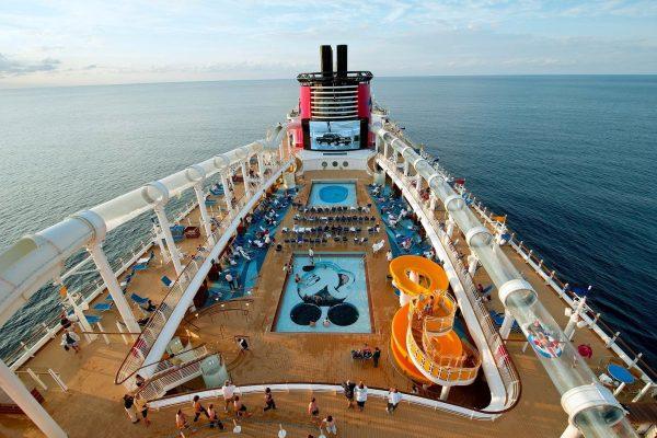 Disney Cruise Lines portfolio image