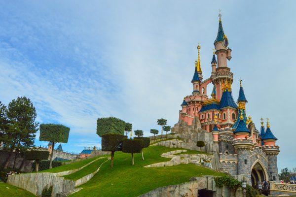 Disneyland Paris portfolio image