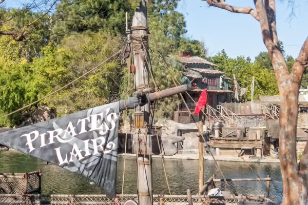 Pirate's Lair portfolio image